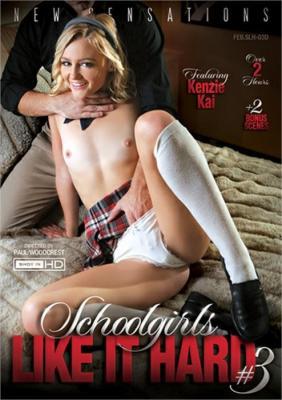 Schoolgirls Like It Hard #3 on DVD from New Sensations