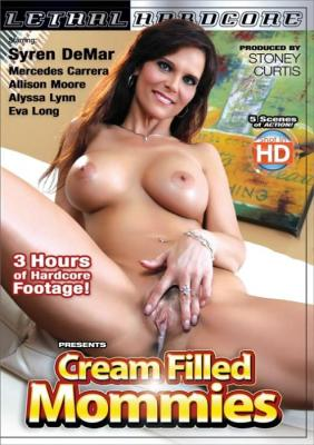 Cream Filled Mommies XXX DVD from Lethal Hardcore