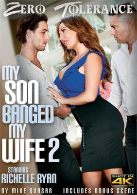 My Son Banged My Wife 2 on DVD from Zero Tolerance Ent