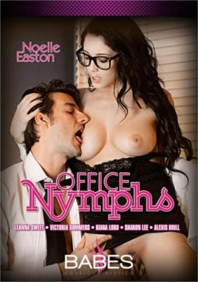 Office Nymphs XXX DVD from Babes XXX Gratis