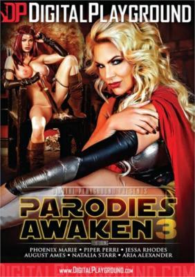 Parodies Awaken 3 XXX DVD from Digital Playground