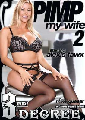 Pimp My Wife 2 XXX DVD from Third Degree Films