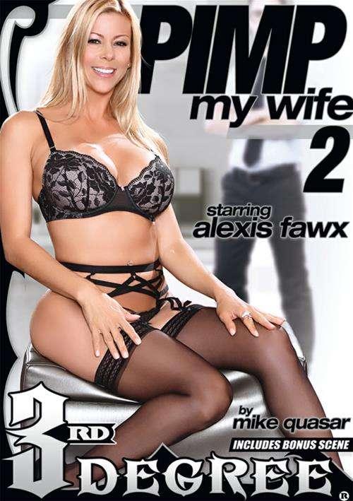 Pimp My Wife 2 XXX DVD from Third Degree Films