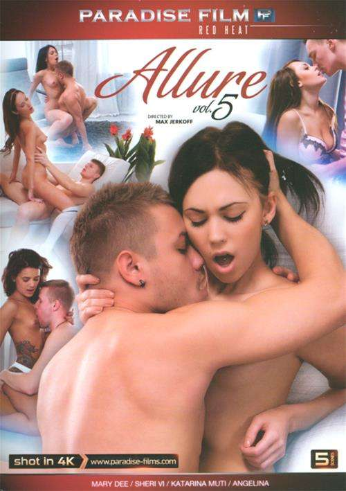 Allure Vol. 5 Porn DVD from Paradise Film