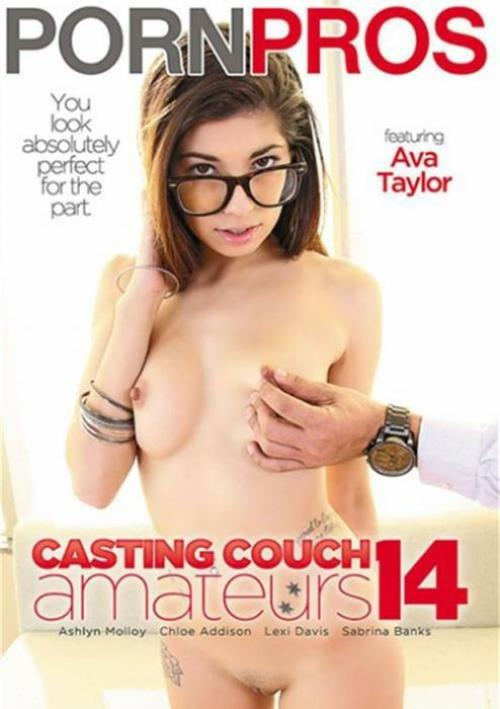 Casting Couch Amateurs 14 Porn DVD from Porn Pros