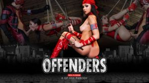 Ariana Marie in The Offenders: A DP XXX Parody
