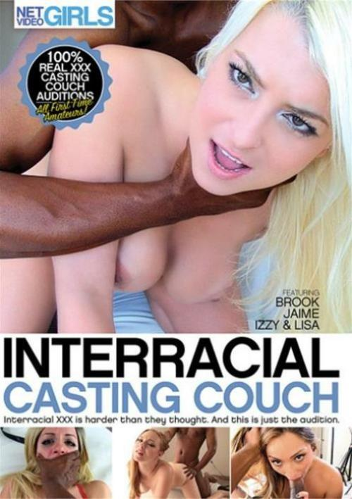 Interracial Casting Couch XXX DVD from Net Video Girls