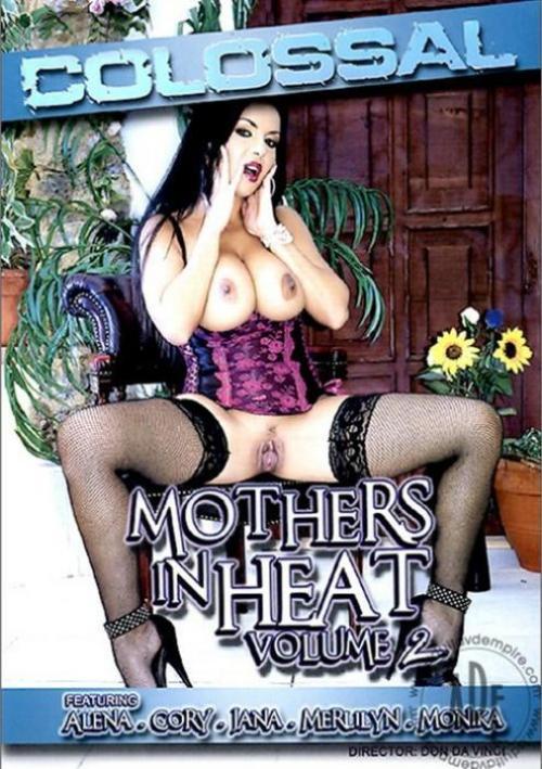 Mothers In Heat 2 Porn DVD