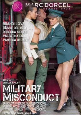 Sevices Militaires or Military Misconduct Porno Movie from Marc Dorcel