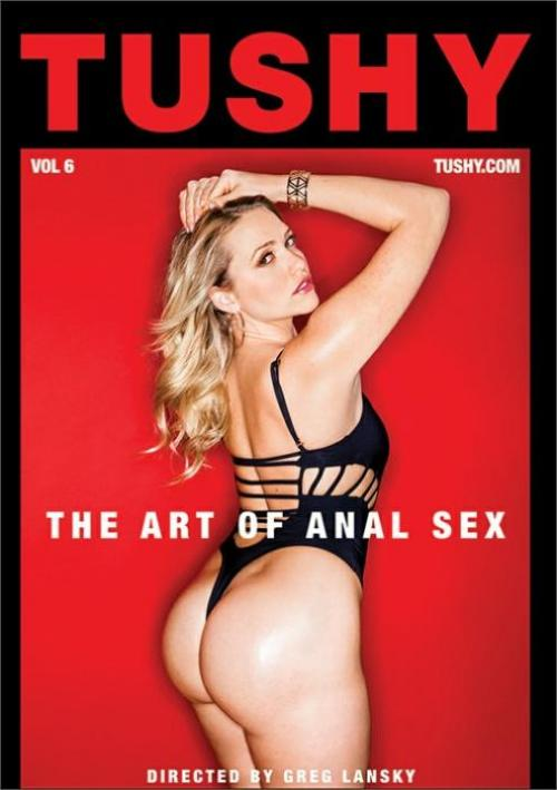 The Art Of Anal Sex 6 Porn DVD from Tushy