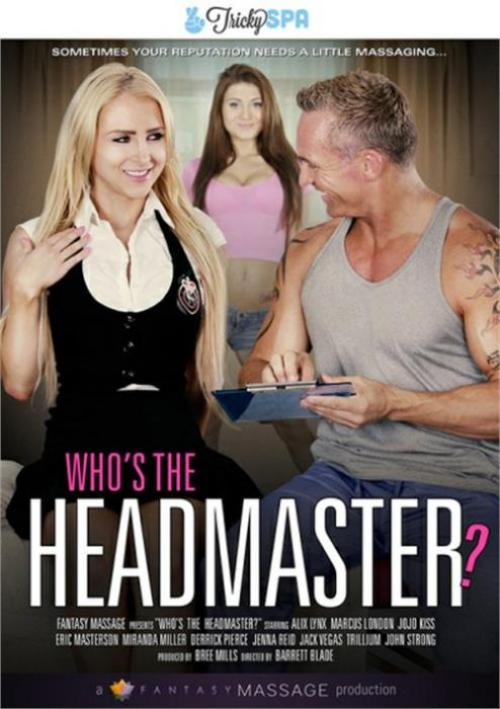 Who's The Headmaster? (2018) XXX Gratis