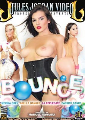 Bounce XXX DVD from Jules Jordan Video