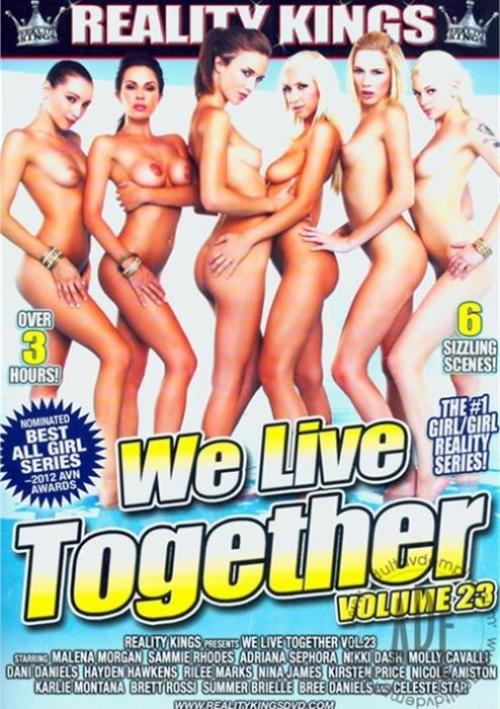 We Live Together Vol. 23 XXX video on demand from Reality Kings