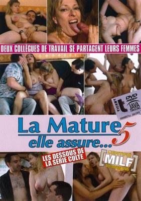 La Mature Elle Assure 5 XXX DVD