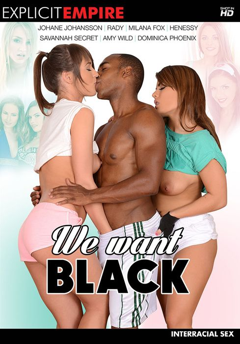 We Want Black Porn Dvd - 2 Hours Interracial Sex Free -6201