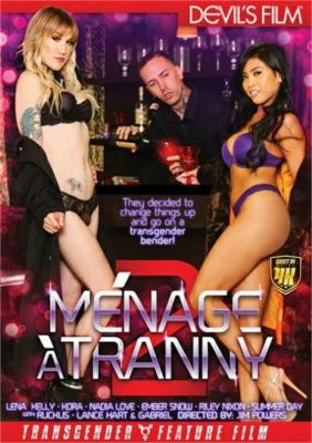 Online Adult Movie Menage A Tranny 2 Porn DVD on demand from Devils Film