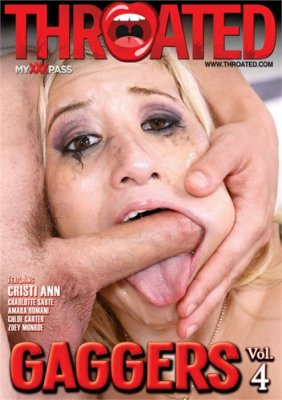 Streaming Gaggers 4 Porn DVD on demand from Throated