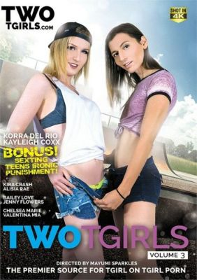 Free Watch and Download Two TGirls 3 XXX DVD