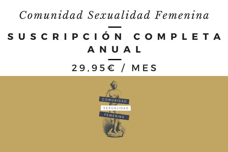 Comunidad sexualidad femenina