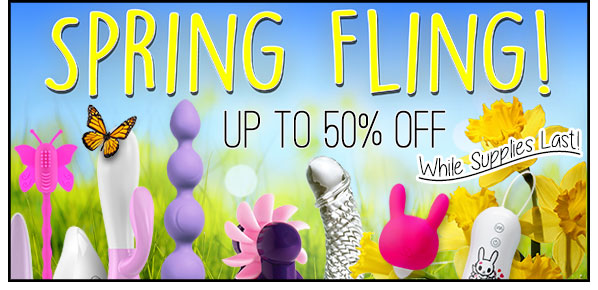 Spring Fling Clearance Sale at SheVibe