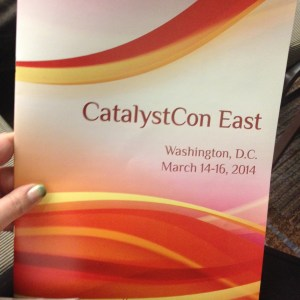 CConEast2014 Program