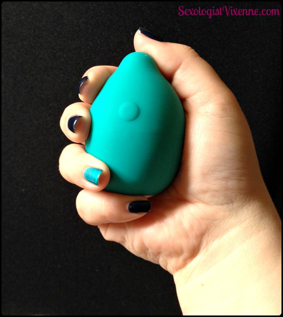 Minna Limon Touch-Responsive Vibrator