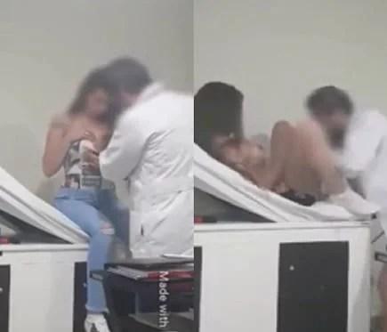 Mulher grava sexo com médico » SexoMaluco