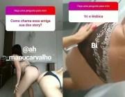 Meninas fazendo putaria no instagram