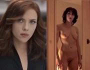 Heroínas nuas em filmes e cenas de sexo
