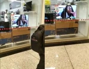 Pornozão nas Lojas Americanas