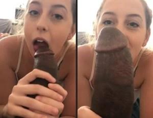 Super caralho negro a novinha tentou mamar