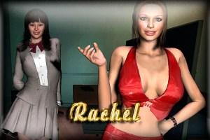virtual date girl Rachel