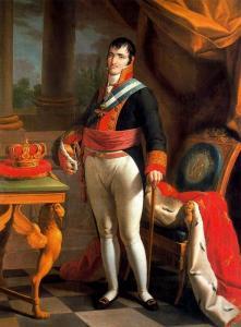 El miembro descomunal de Fernando VII
