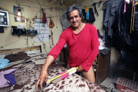 El hombre con el aparato reproductor mas largo del mundo