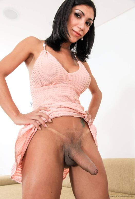 Sabrina Suzuki big cock Brazilian shemale