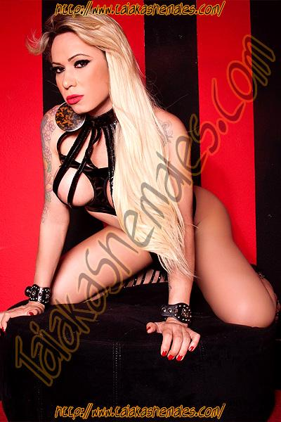 Shemale Escort in Madrid Sarah Barros