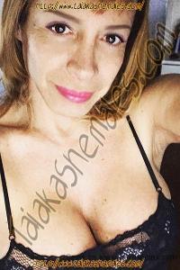Bibiana Alvarez transexual argentina en Salou