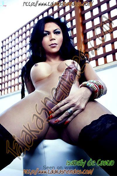 fotos galeria de transexuales desnudas con lenceria y el pene erecto