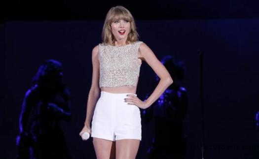 Cantante norteamericana Taylor Swift