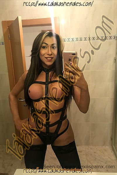 Espectaculares travestis desnudas en Lleida.