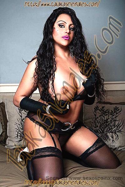 Potente travesti española en Gijon Rebeca Rodriguez la tremenda