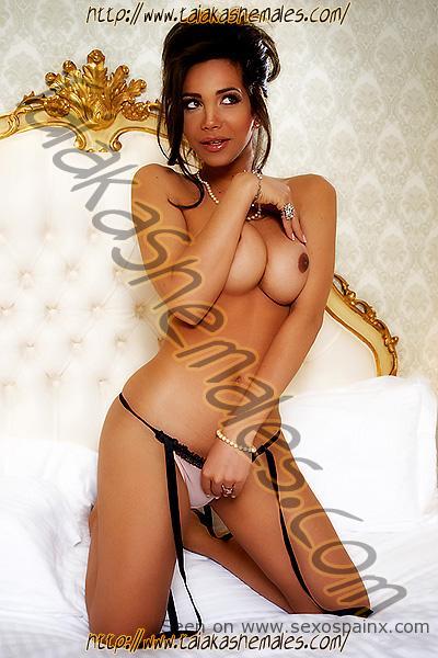Fascinantes fotos de transexuales desnudas