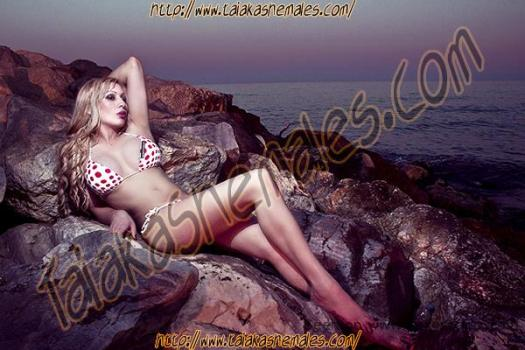 Victoria Rubik modelo de portada travestis Albacete