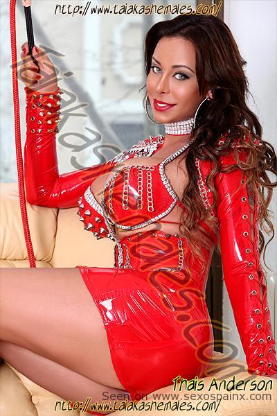 Torera Thais Anderson cuerpo de una diosa en travestis Ibiza