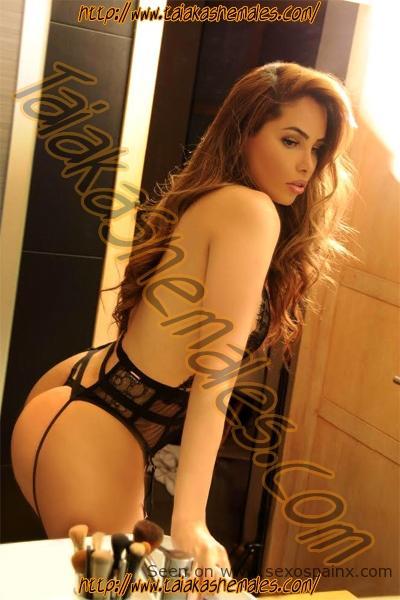 Diosa Transexual Paola Lopez Travestis Zaragoza