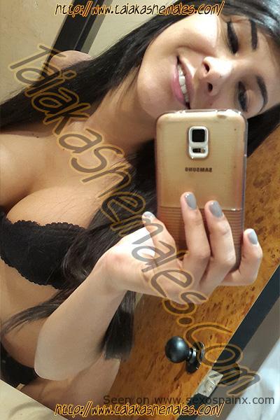 Tener sexo con travestis en Valencia Priscila Bastidas