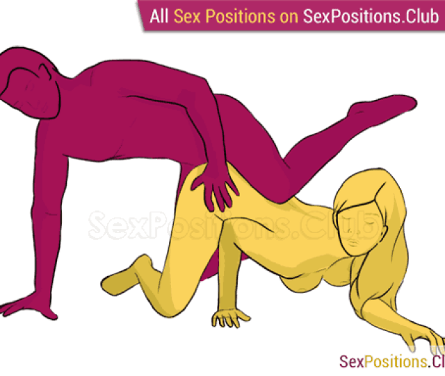 Sex Position 104 Praying Mantis Criss Cross Doggy Style From