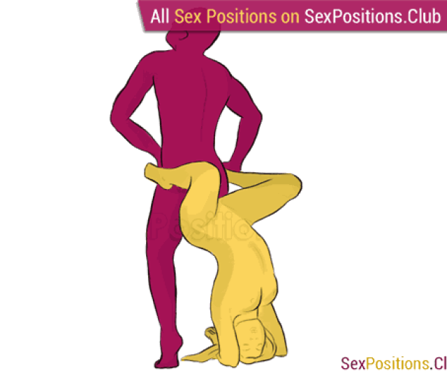 Sex Position 197 Spider Monkey From Behind Man On Top