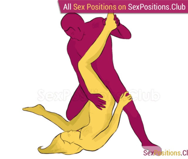 Sex Position 207 Piledriver Man On Top Reverse Standing