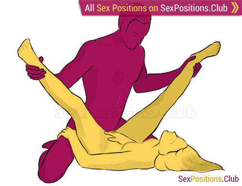 Sex Position 209 Captain Kneeling Right Angle Kamasutra